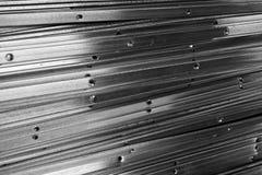 Stecca del metallo dell'allineamento Immagini Stock Libere da Diritti