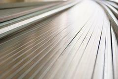 Stecca 006 dell'acciaio inossidabile Fotografie Stock