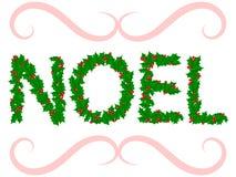 Stechpalme Noel lizenzfreie abbildung