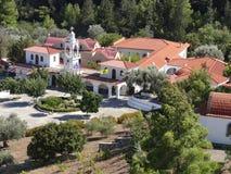 Stechpalmen-Kloster von Madonna Ipseni Lizenzfreies Stockbild