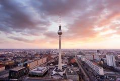 Stedelijk Berlijn, Duitsland Royalty-vrije Stock Afbeeldingen