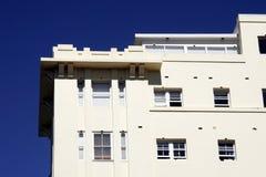 Stedelijk Flatgebouw Royalty-vrije Stock Foto's