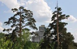 Stedelijk Landschap Stock Fotografie