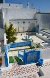 Stedelijk landschap. Tunis Stock Foto's