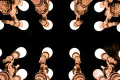 Stedelijk licht Stock Fotografie