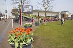 Stedelijk Museum Amsterdam Stock Image