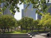 Stedelijk Park Royalty-vrije Stock Foto's
