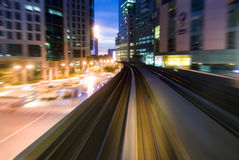 Stedelijk vervoer Stock Foto's