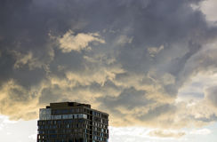Stedelijke apocalyps royalty-vrije stock fotografie