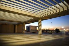 Stedelijke architectuur Stock Foto's