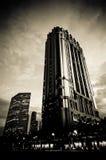 Stedelijke cityscape stock afbeeldingen