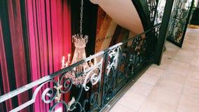 Stedelijke de stijlkoffie Cirque van Parijs Stock Foto