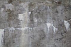 Stedelijke Doorstane Concrete Muurtextuur Als achtergrond Royalty-vrije Stock Afbeeldingen
