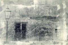 Stedelijke grunge Stock Afbeeldingen