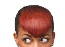 Stedelijke Hairsyle stock foto