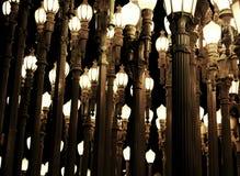 Stedelijke lichten Stock Afbeelding