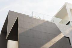 Stedelijke meetkunde Stock Foto
