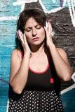 Stedelijke muziek Stock Fotografie