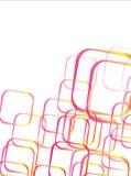 Stedelijke patronen Stock Foto's