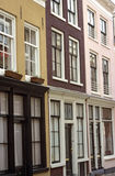 Stedelijke Rijtjeshuizen Royalty-vrije Stock Foto