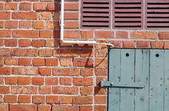 stedelijke scène, samenvatting stock afbeelding
