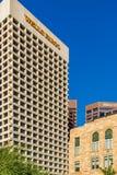Stedelijke streetscapes en gebouwen in Phoenix van de binnenstad, AZ Royalty-vrije Stock Afbeelding