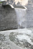 Stedelijke waterval. Stock Fotografie