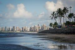 Steden van Brazilië - Recife Stock Afbeelding