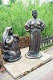 Steden van de Oekraïne Myrhorod Royalty-vrije Stock Foto