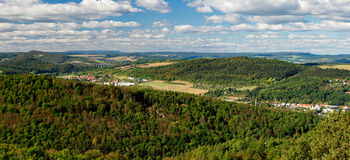 Stedtfeld - Thuringia, Germany Royalty Free Stock Photos