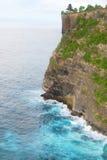 Steef cliff at Uluwatu Stock Photography