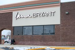 Steeg Bryant, waarvan Ypsilanti, meer dan 700 opslag heeft Royalty-vrije Stock Afbeelding