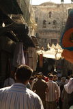 Steeg in Jeruzalem, Israël Stock Afbeelding