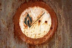 Steek geen brand aan Royalty-vrije Stock Foto