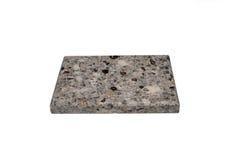 Steekproef acryl kunstmatige steen Stock Afbeelding