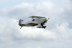 Steekproefvliegtuigen airshow Stock Afbeelding