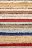 Steekproeven van tapijt royalty-vrije stock fotografie