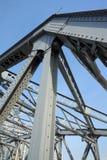 Steel överbryggar Arkivfoto