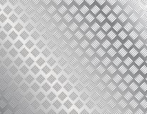 Steel. Stainless steel background illustration Stock Images
