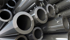 Steel Royalty Free Stock Photo