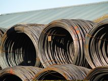 Steel. Industry Stock Photography