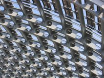 Steel architecture Royalty Free Stock Photos