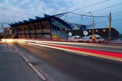 STEEL Arena, Kosice Slovakia Stock Photo