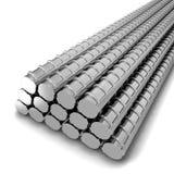Steel armature Stock Photos