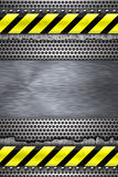 Steel background Stock Photos