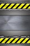 Steel background Stock Photos