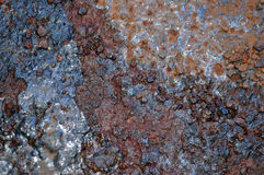 Steel background Royalty Free Stock Photography