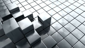 Steel background Royalty Free Stock Photo