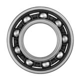 Steel ball bearing Stock Image