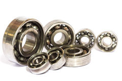 Steel ball bearings Stock Photos